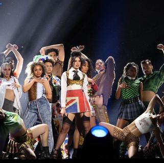BRIT Awards 2021: La premiación que marcó el regreso del público a los eventos musicales