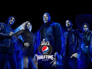 ¡Snoop Dogg, Eminem, Dr. Dre y más en el show de medio tiempo del Super Bowl 2022!
