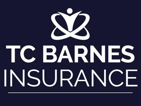 We are TC Barnes Insurance.