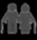 elderly-couple-icon-old-people-silhouett