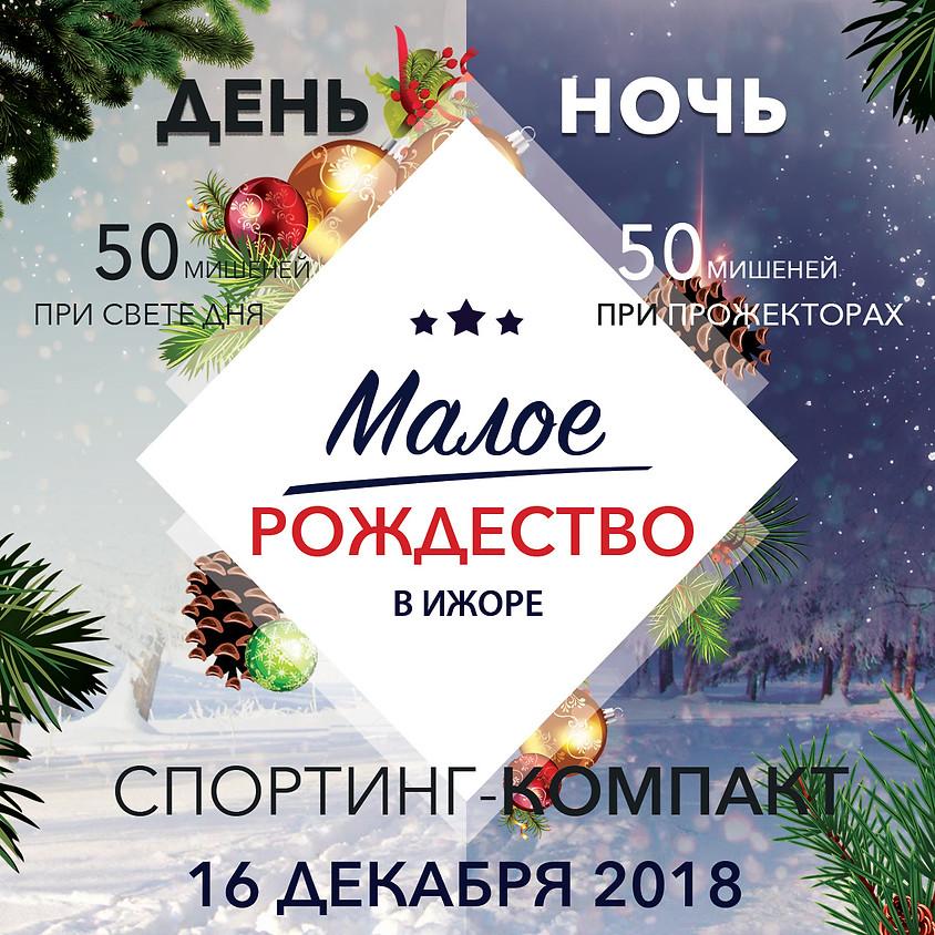 МАЛОЕ РОЖДЕСТВО В ИЖОРЕ 2018. ТУРНИР ДЕНЬ-НОЧЬ