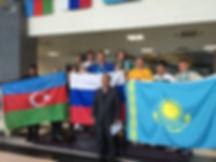 Grand Prix of Azerbaijan 2016 - Konstantin Lelikov