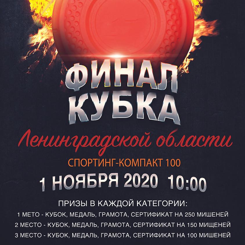 Финал Кубка Ленинградской области по спортинг-компакту 2020