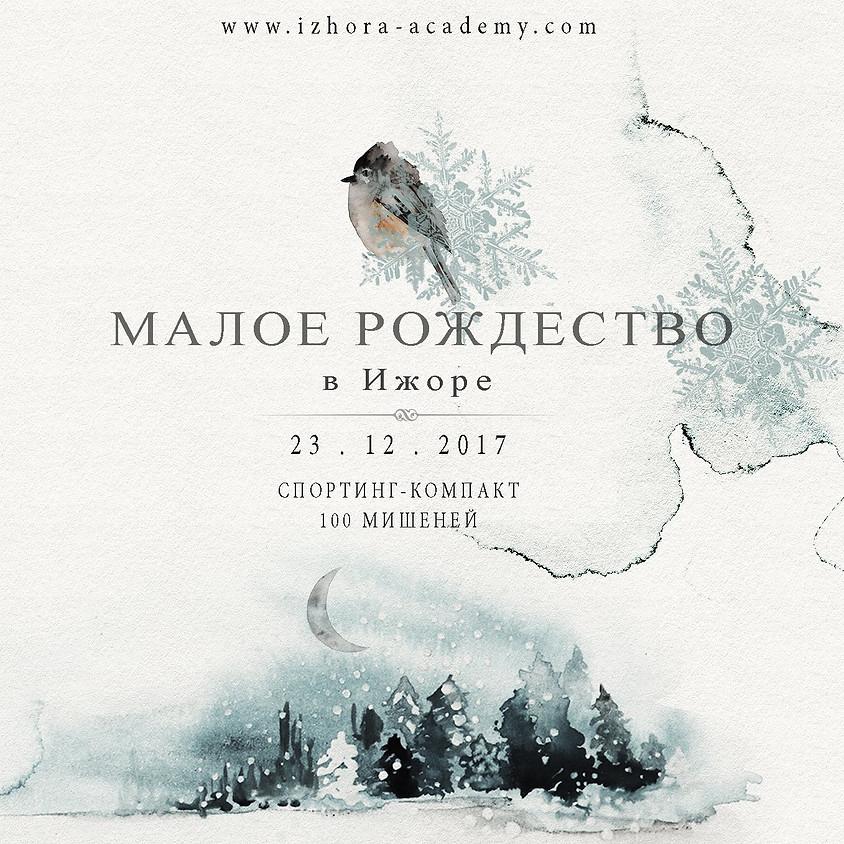 МАЛОЕ РОЖДЕСТВО В ИЖОРЕ 2017
