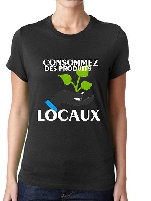 CONSOMMEZ DES PRODUITS LOCAUX