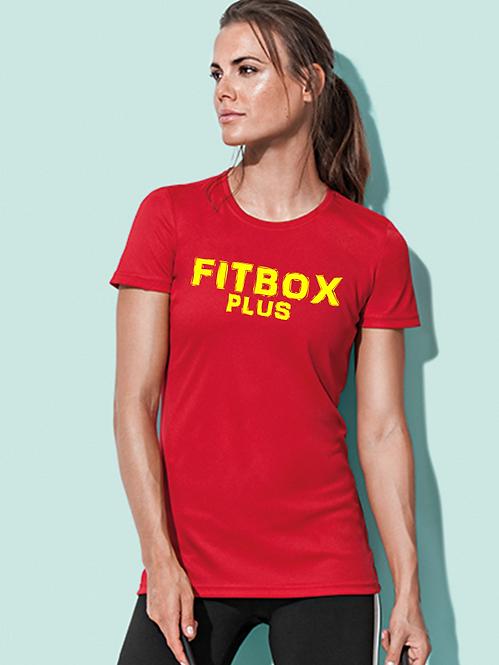 FITBOX T Crew Neck