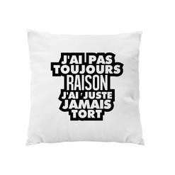 TOUJOURS RAISON