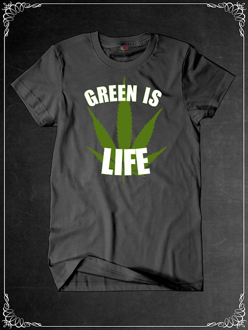 GREEN IS LIFE