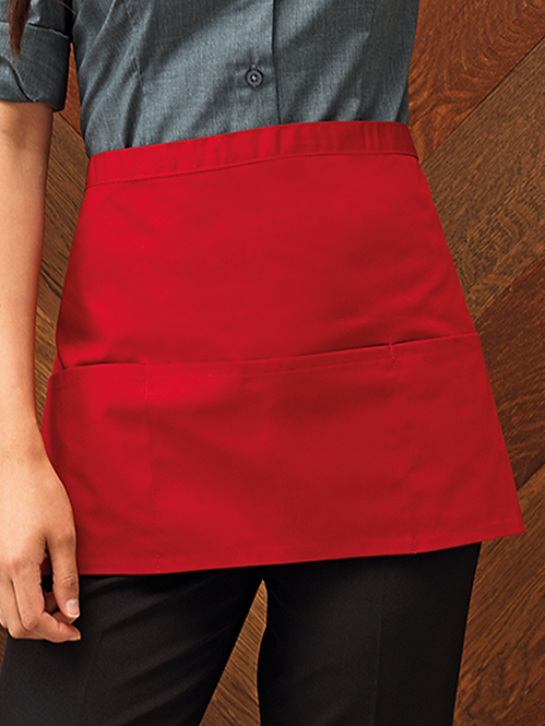 Colours 3-Pocket Apron (3 PACK)