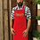Thumbnail: Calibre Heavy Cotton Canvas Bib Apron