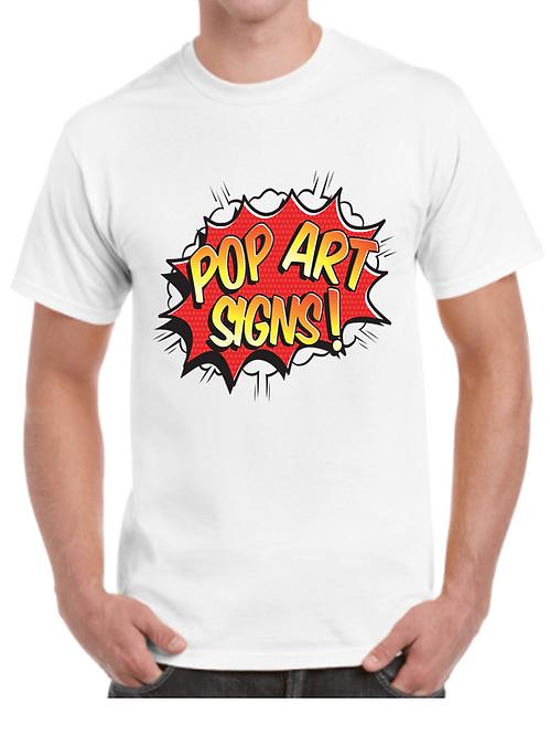 POP ART SIGNS