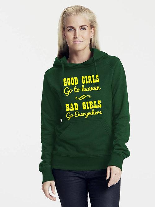 GOOD GIRLS GO TO HEAVEN...
