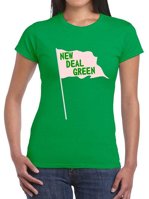 NEW DEAL GREEN
