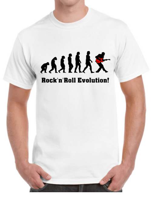 ROCK AND ROLL EVOLUTION