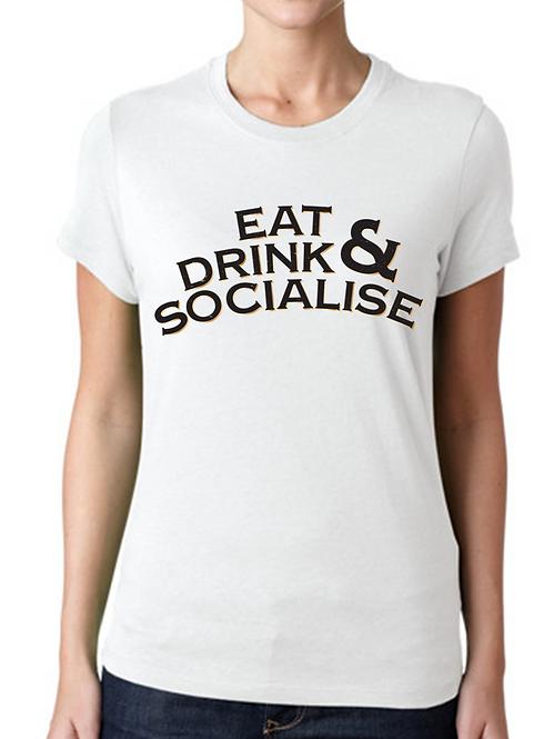 EAT DRINK & SOCIALISE