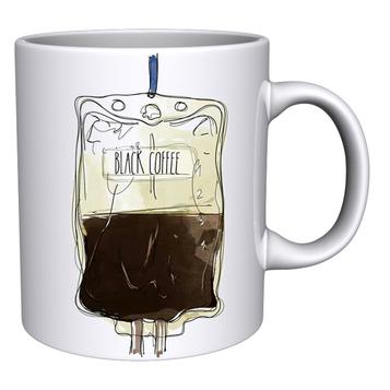 Transfusion de café