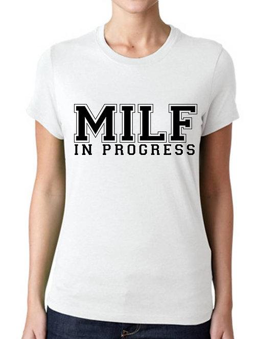 MILF IN PROGRESS