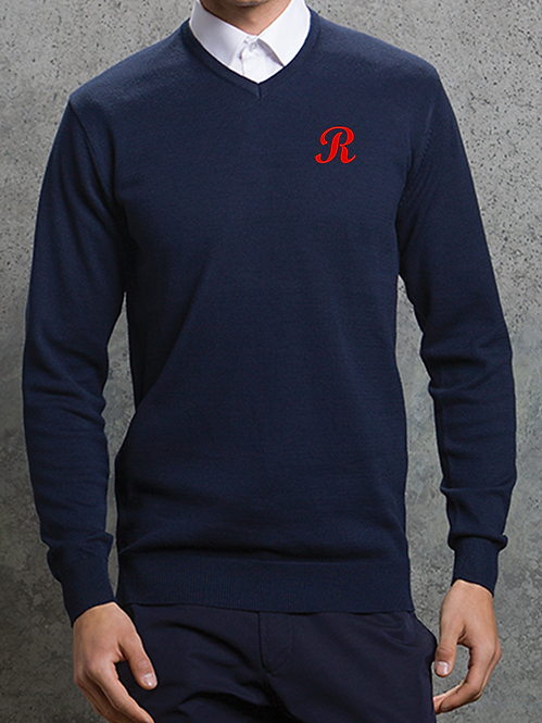Arundel V-Neck Sweater  K352