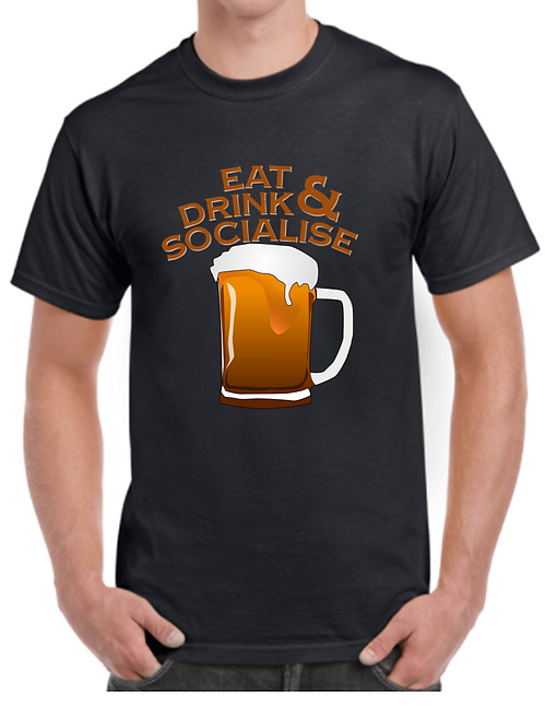 EAT DRINK AND SOCIAL