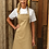 Thumbnail: Cotton Apron (No Pocket)