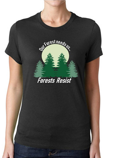 FORESTS RESIST