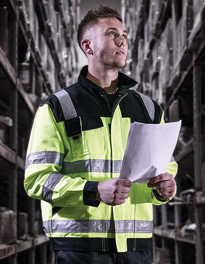 Industry Hi-Vis Jacket EN20471