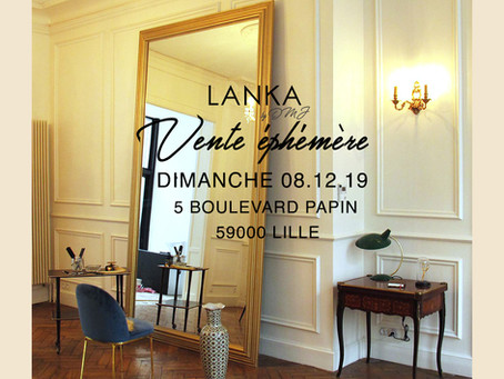 Lanka by dmj expose ses bijoux à Lille le dimanche 8 décembre 2019