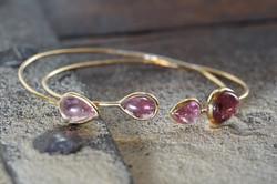 Bracelets mosaïques
