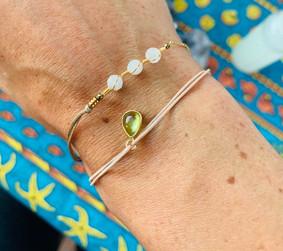 @soizicbelotti et son bracelet charm Angela