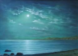 ''Moonlight romance''.
