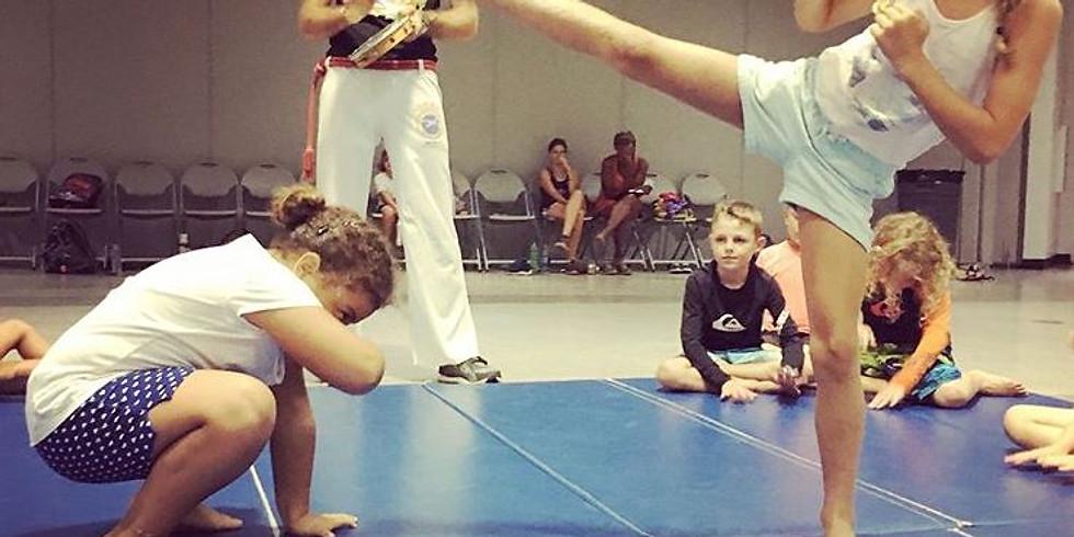 Capoeira (Ages 9-14) 10:45am-11:45am | Thursdays