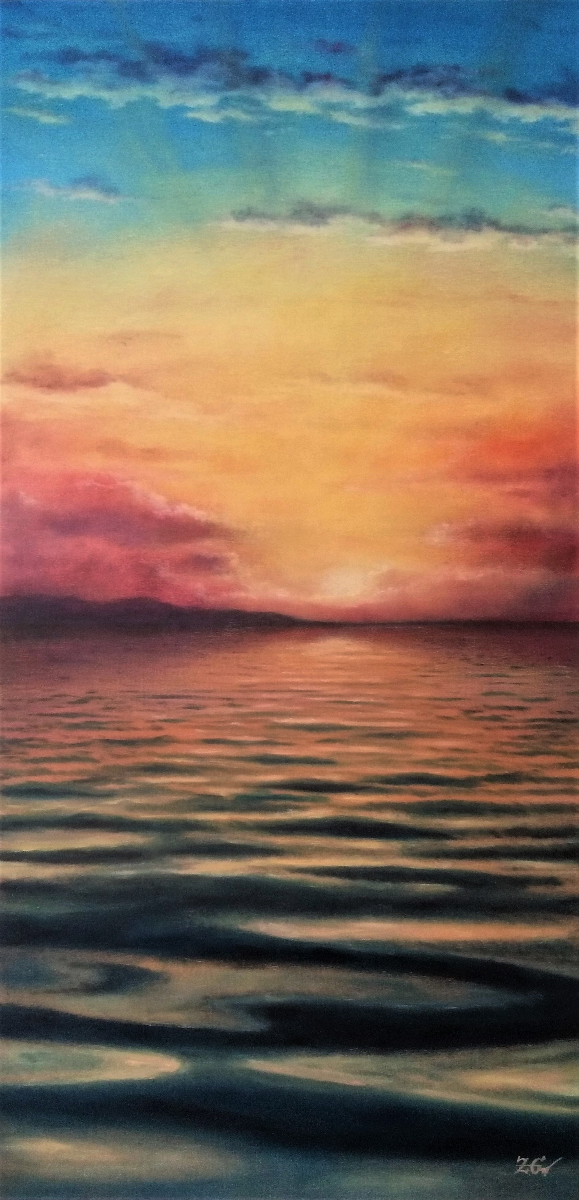 ''The sunset motif.''