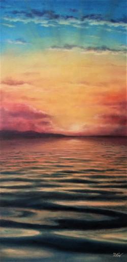 ''The sunset motif.''