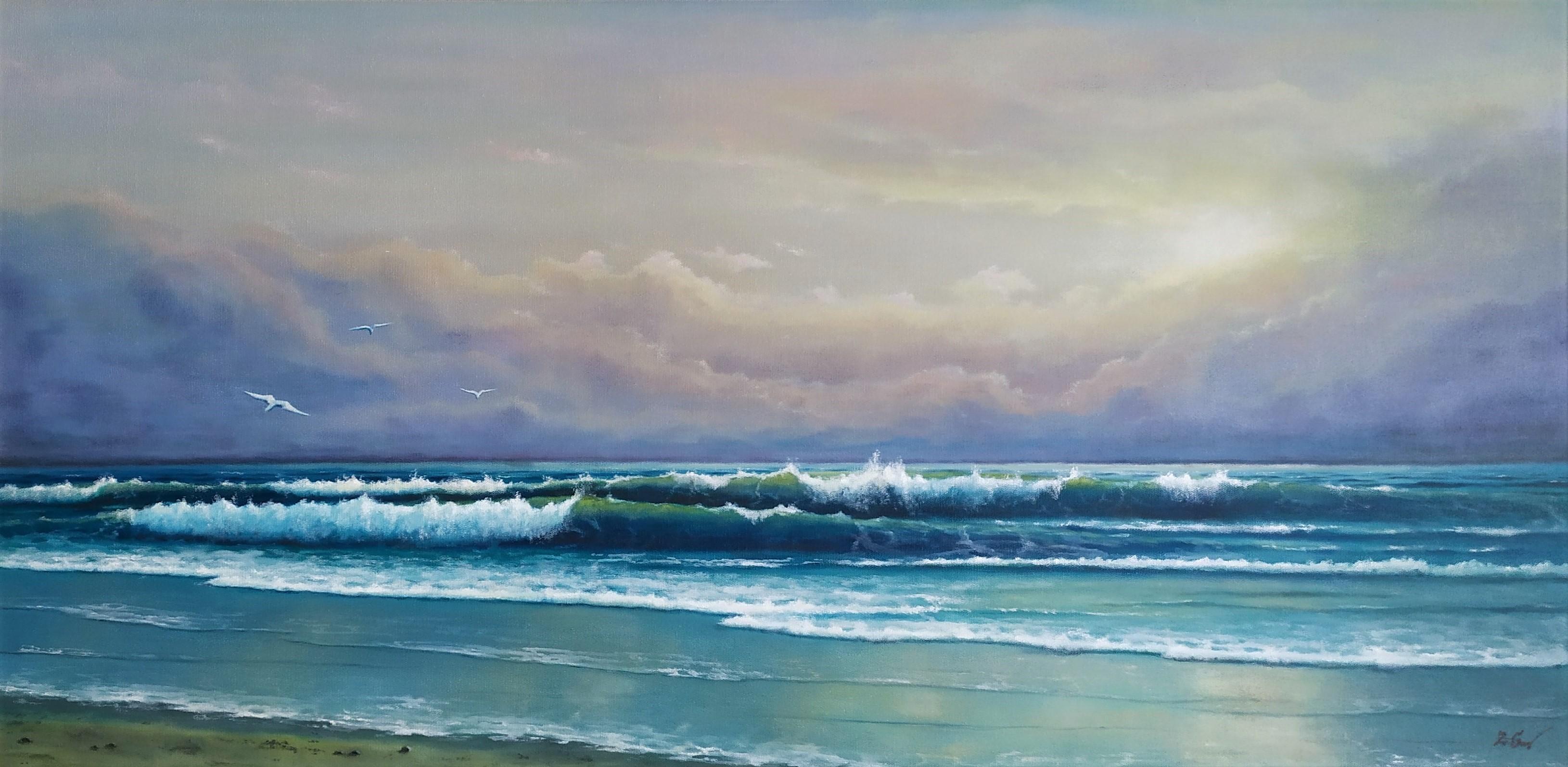 """""""Breath of the sea"""""""