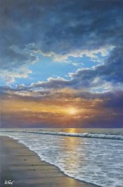 ''Sunset mood''.