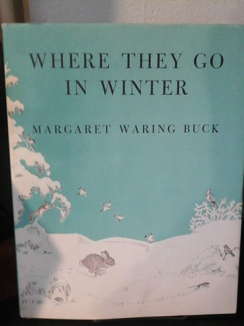 WhereThey Go in Winter
