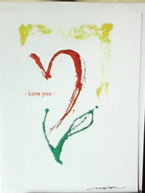 Card, Love you