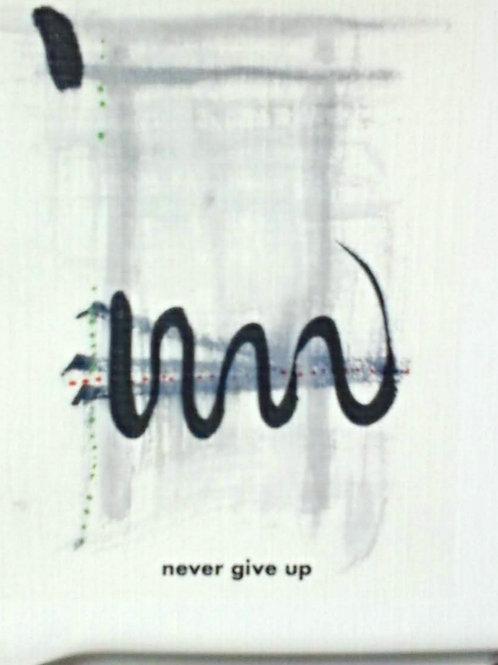 Card, Encourage never