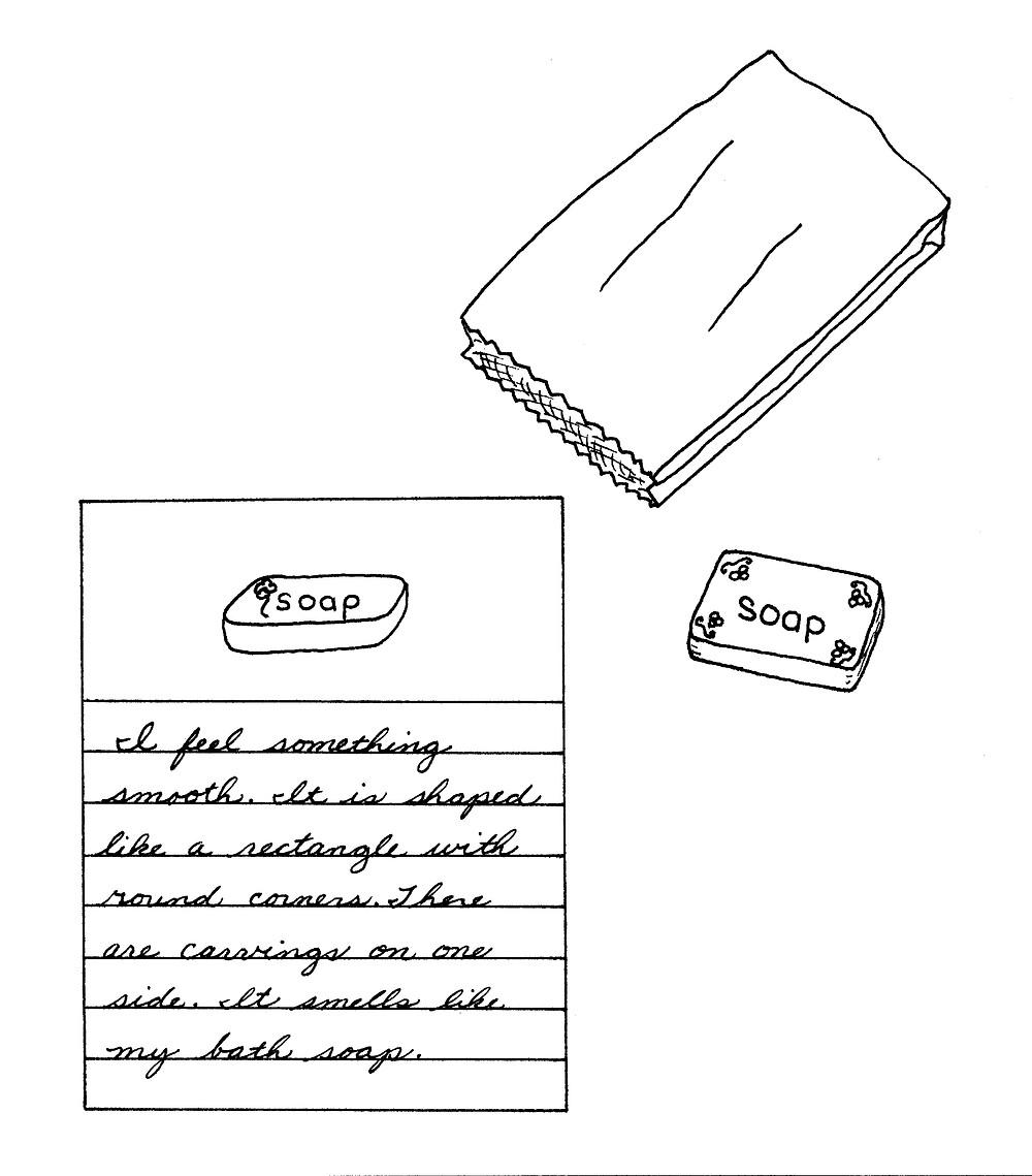 Mystery Object, ReadWriteAndSpell, Paolini Method, Talita Paolini