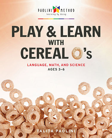 Play & Learn wit Cereal O's by Talita Paolini