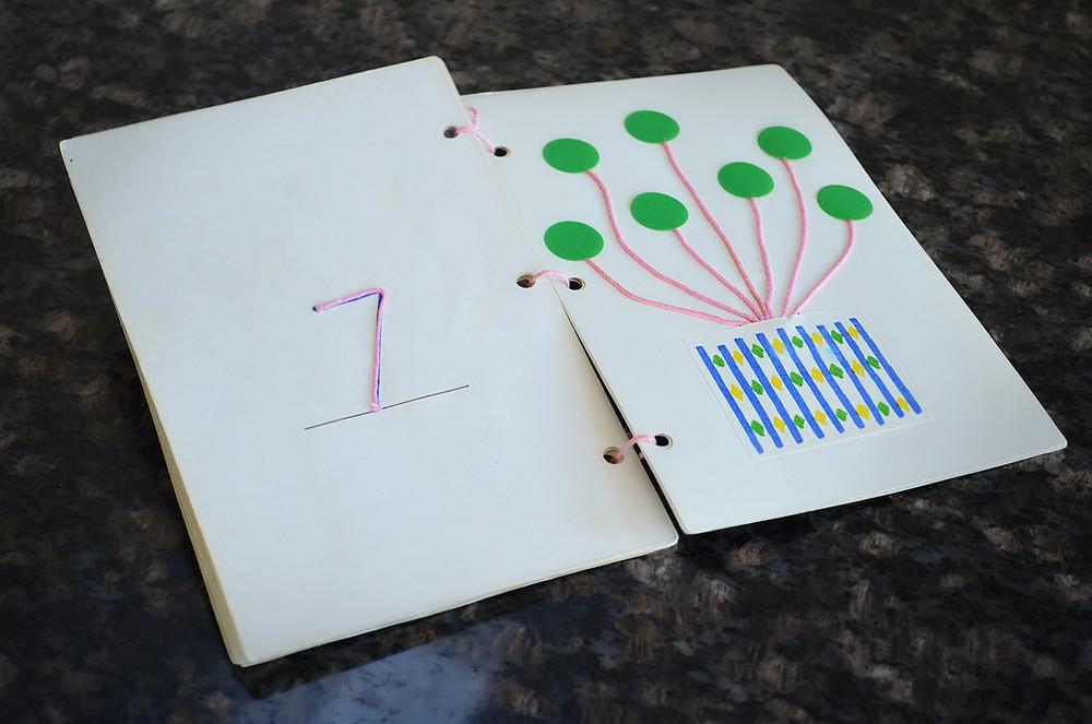 Balloon Book, Paolini Method, Talita Paolini