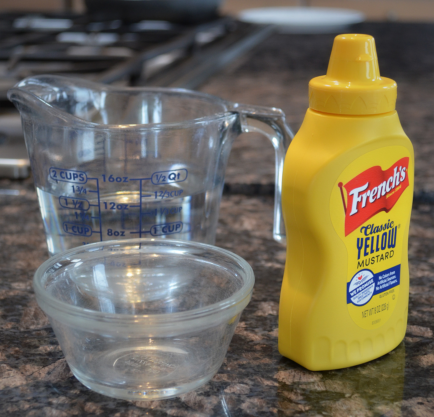 Mustard Squirt, Letter of the Day, Paolini Method, Talita Paolini