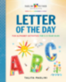 Letter of the Day by Talita Paolini
