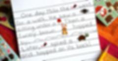 Sticker Stories, Paolini Method, Read Write & Spel