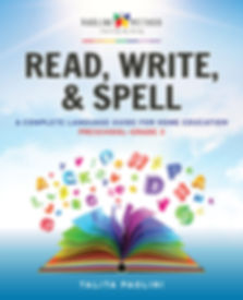 Read, Write, & Spell by Talita Paolini