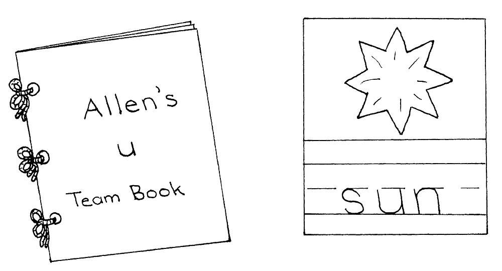 Short Vowel: Team Books, Read Write & Spell, Paolini Method, Talita Paolini