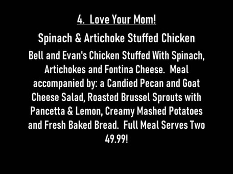 Option 4 - Love Your MOM!