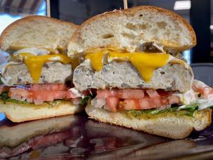 The Turkey Grillo Burger