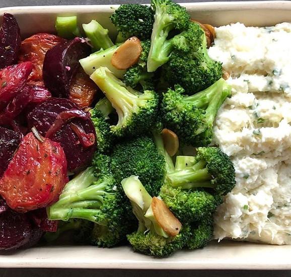 Delicious & Healthy Sides! Broccoli, Roa