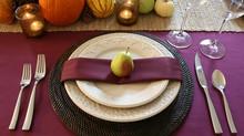 Thanksgiving Checklist- Week One